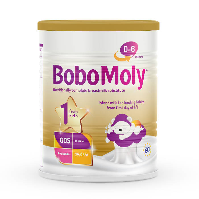 BoboMoly 1  Infant milk